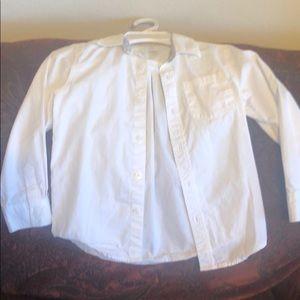 Boy's button down shirt by Gymboree